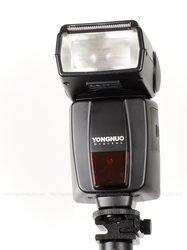 YONGNUOスピードライト YN460 【GN33/ISO100】Canon・Nikon・PENTA対応 マニュアルストロボ
