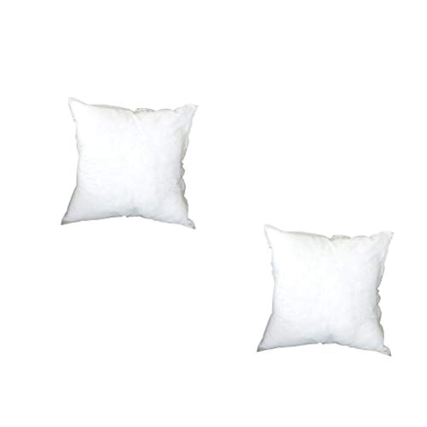 成長する十一セレナLIFE 寝具正方形 PP 綿枕インテリア家の装飾白 45 × 45 車のソファチェアクッション coussin decoratif 新 クッション 椅子