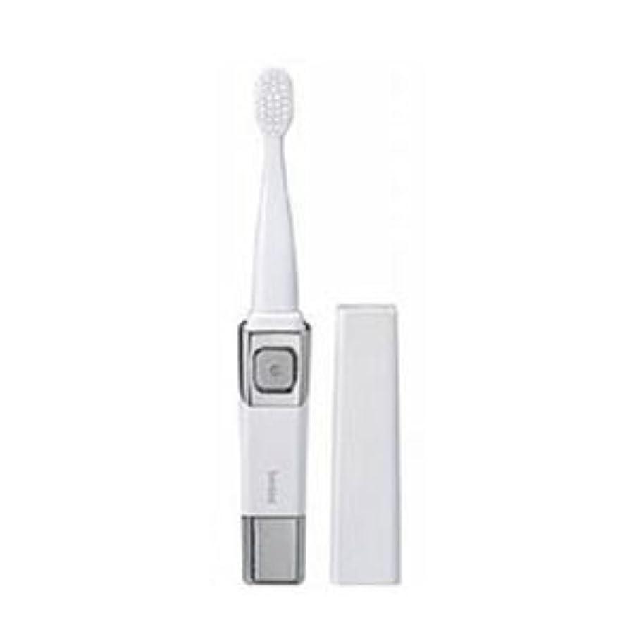 釈義大胆な公平(まとめ)ツインバード 音波振動歯ブラシ パールホワイト BD-2755PW【×3セット】