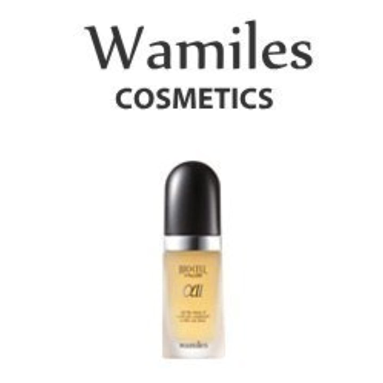 秋不名誉なホールドオールwamiles/ワミレス ビオセル バイタライザーα2 38ml 美容 化粧水