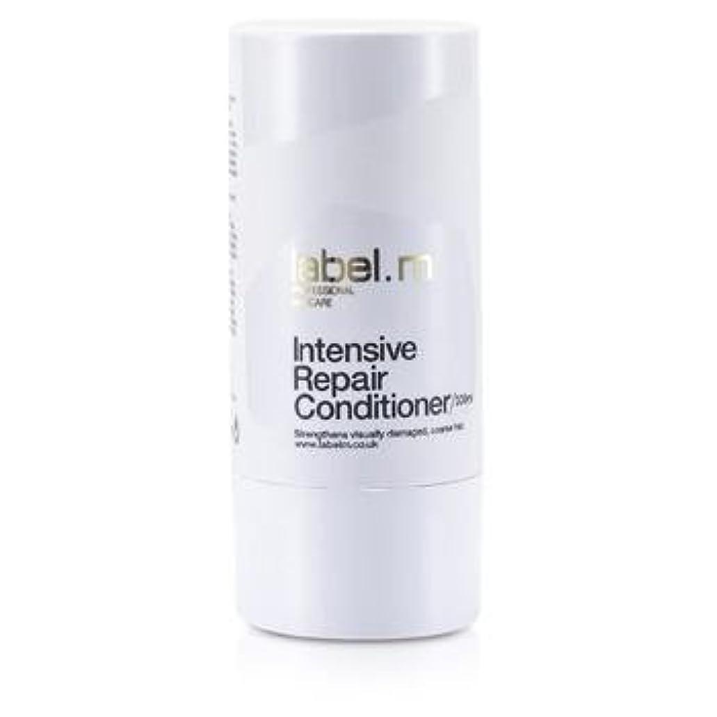 革命的起きる憂慮すべきLabel MIntensive Repair Conditioner (For Visually Damaged, Coarse Hair) 300ml/10.1oz【海外直送品】