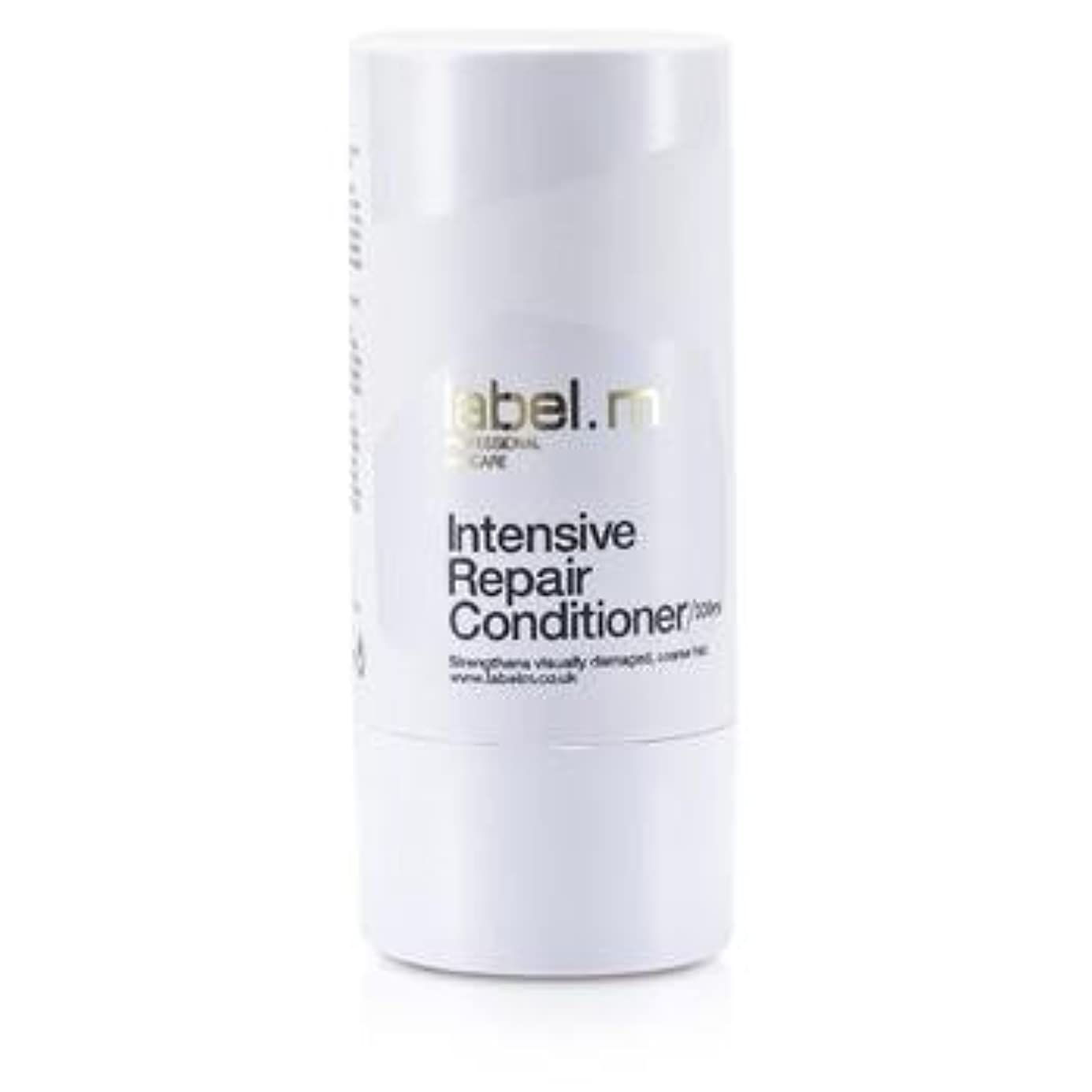 共和党懐疑的自明Label MIntensive Repair Conditioner (For Visually Damaged, Coarse Hair) 300ml/10.1oz【海外直送品】