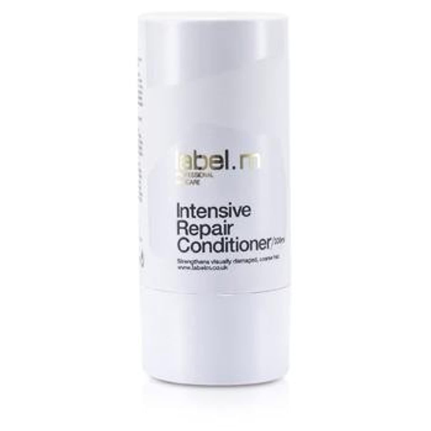 パラナ川クラックポット割合Label MIntensive Repair Conditioner (For Visually Damaged, Coarse Hair) 300ml/10.1oz【海外直送品】