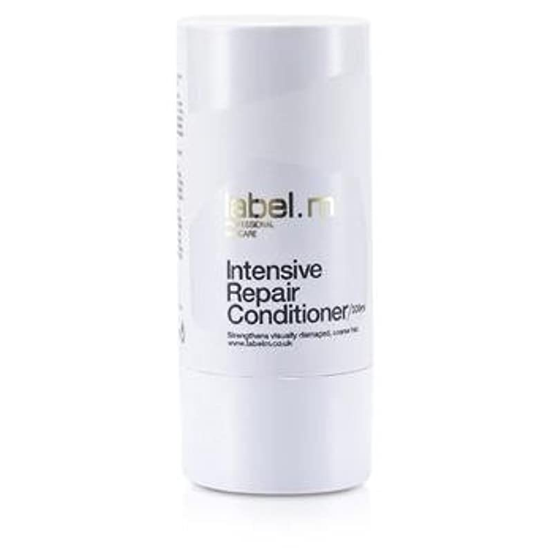 命題文庫本トレードLabel MIntensive Repair Conditioner (For Visually Damaged, Coarse Hair) 300ml/10.1oz【海外直送品】