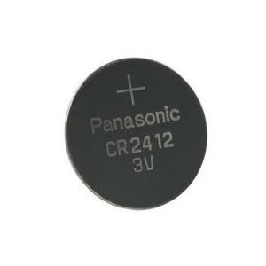 Panasonic CR2412 Lithium 3V Co...