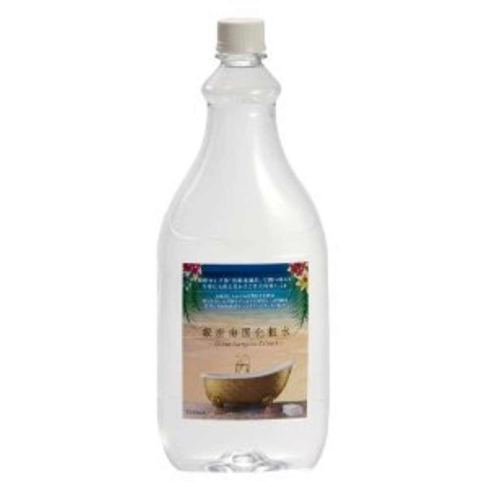 のぞき穴スモッグおなじみの銀座南国化粧水 (1000ml) スプレーボトル付きセット