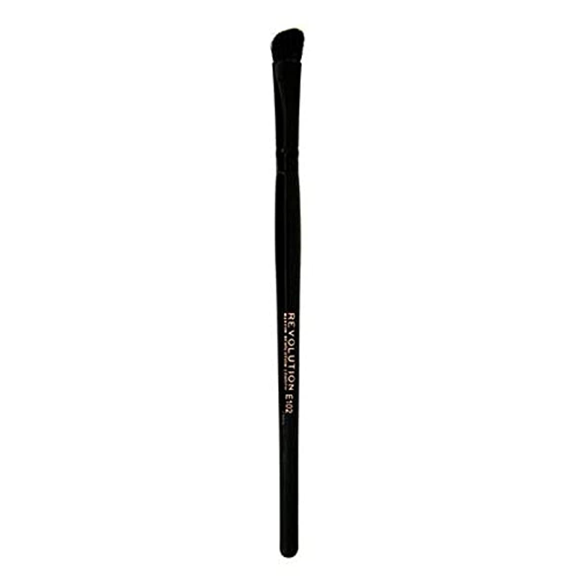 するだろうツール誓い[Revolution ] 革命プロE102アイシャドウの輪郭メイクブラシ - Revolution Pro E102 Eyeshadow Contour Makeup Brush [並行輸入品]