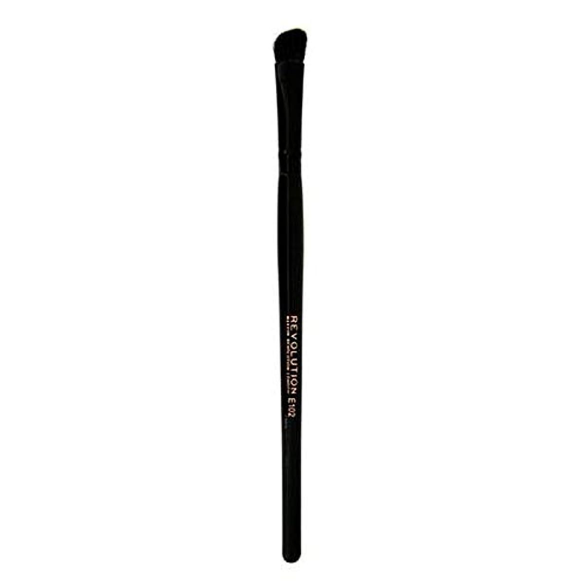 近代化する充実回転させる[Revolution ] 革命プロE102アイシャドウの輪郭メイクブラシ - Revolution Pro E102 Eyeshadow Contour Makeup Brush [並行輸入品]