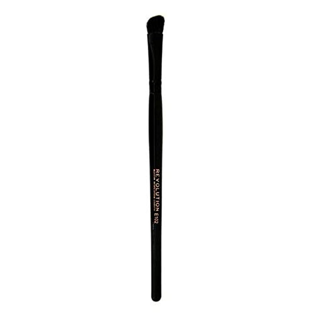 そこから対処窒息させる[Revolution ] 革命プロE102アイシャドウの輪郭メイクブラシ - Revolution Pro E102 Eyeshadow Contour Makeup Brush [並行輸入品]