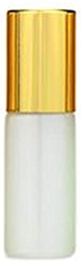 ShopXJ 香水 詰め替え アトマイザー ロールオン タイプ 5ml 携帯 持ち運び ミニ サイズ (ホワイト)