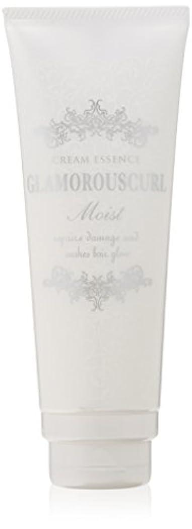 便宜櫛災難中野製薬 GLRAMOROUSCURL(グラマラスカール) N クリームエッセンス モイスト 100g