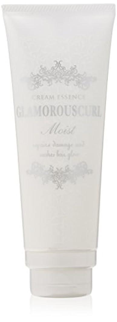 条約ボーナス広い中野製薬 GLRAMOROUSCURL(グラマラスカール) N クリームエッセンス モイスト 100g
