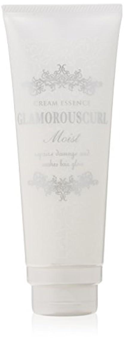 宿泊モック貢献する中野製薬 GLRAMOROUSCURL(グラマラスカール) N クリームエッセンス モイスト 100g