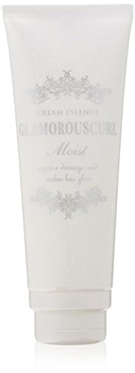 固体フラップひそかに中野製薬 GLRAMOROUSCURL(グラマラスカール) N クリームエッセンス モイスト 100g