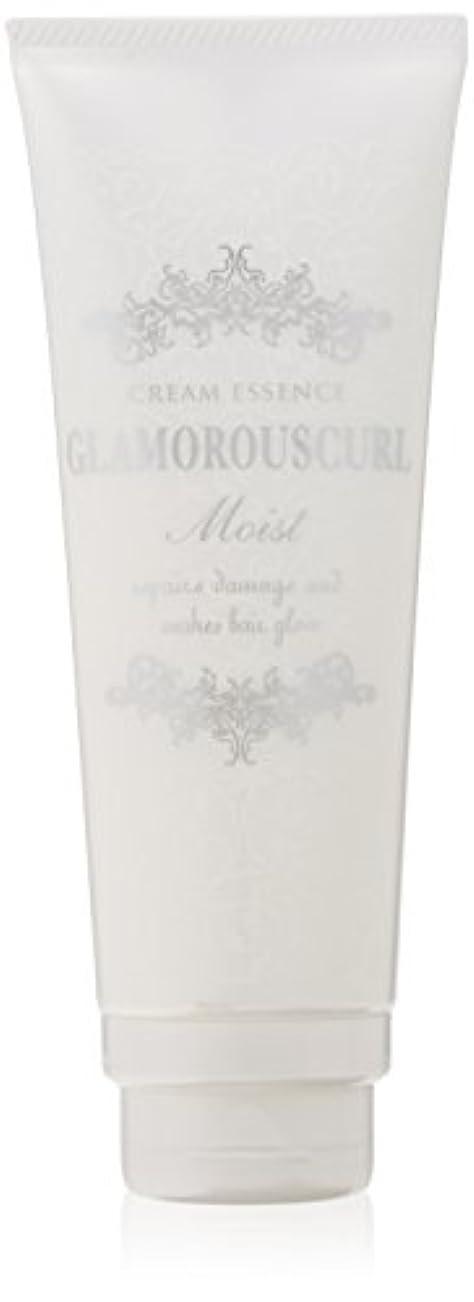 クリープインスタントきらきら中野製薬 GLRAMOROUSCURL(グラマラスカール) N クリームエッセンス モイスト 100g