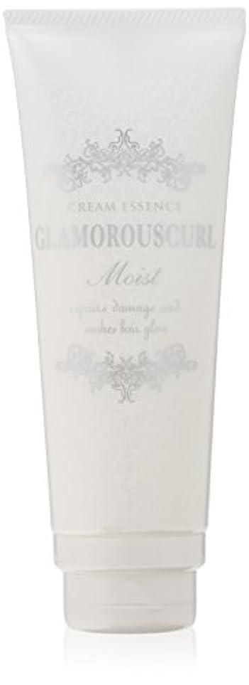怒っているラインミント中野製薬 GLRAMOROUSCURL(グラマラスカール) N クリームエッセンス モイスト 100g