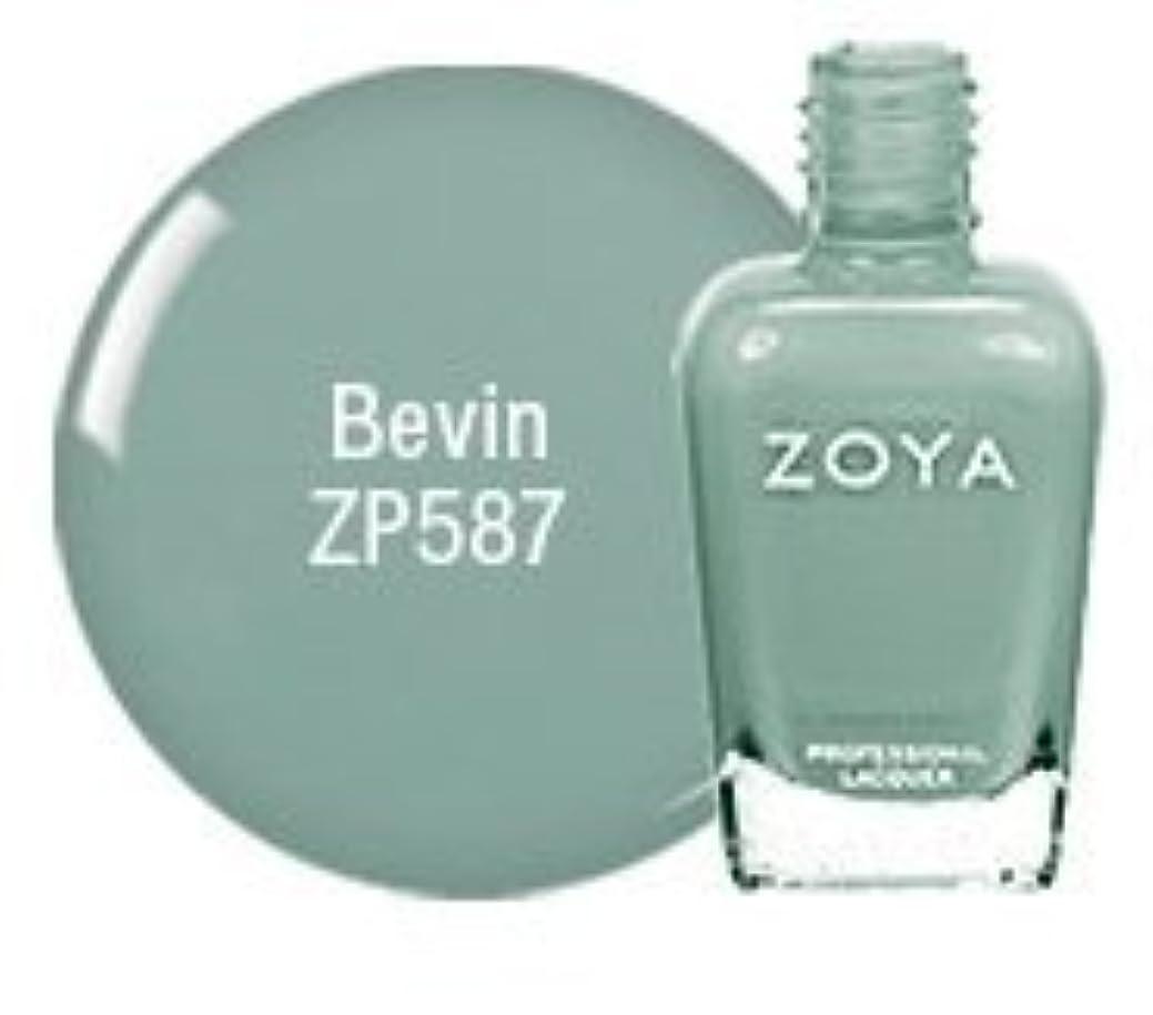 より平らなマインドフル薄い[Zoya] ZP587 べビン [True Collection][並行輸入品][海外直送品]