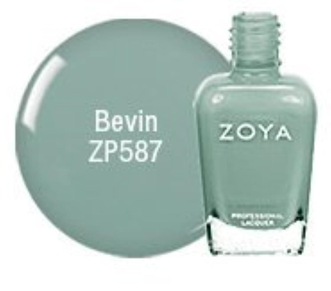 違法確実キャンセル[Zoya] ZP587 べビン [True Collection][並行輸入品][海外直送品]