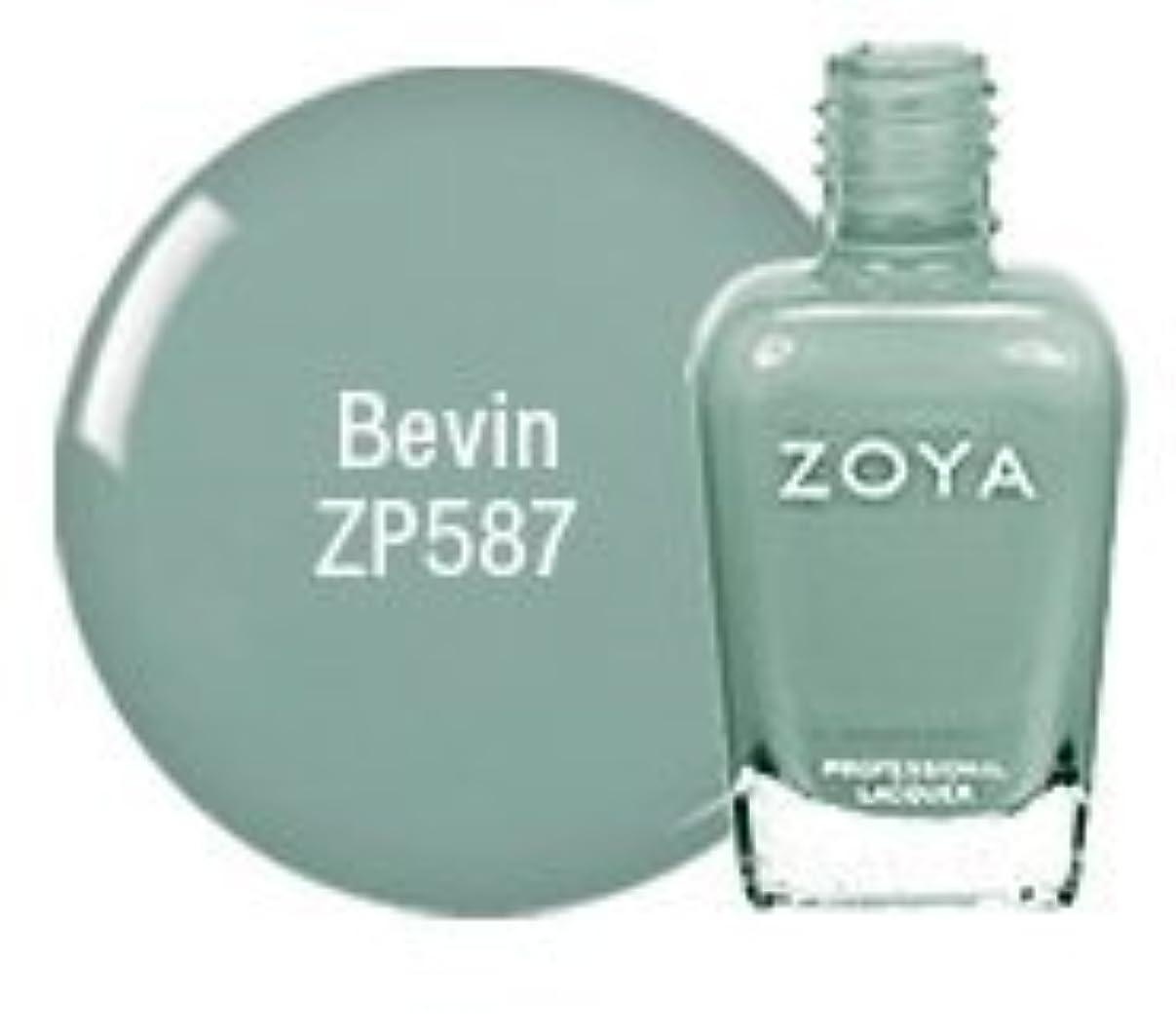 講師デイジー保存[Zoya] ZP587 べビン [True Collection][並行輸入品][海外直送品]