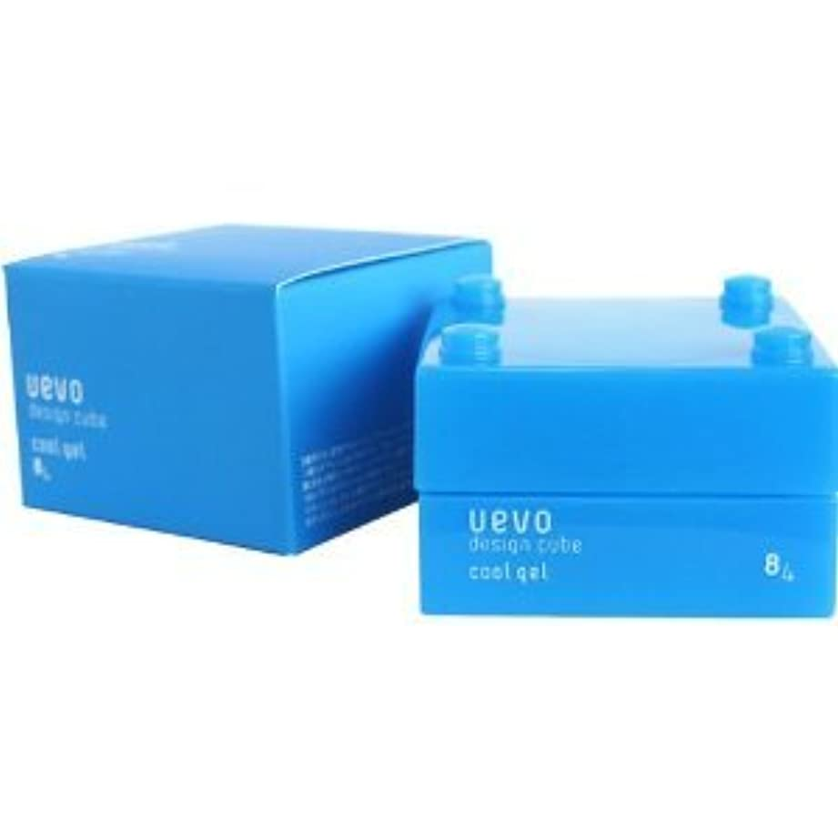 疫病バーゲン必須【X2個セット】 デミ ウェーボ デザインキューブ クールジェル 30g cool gel DEMI uevo design cube