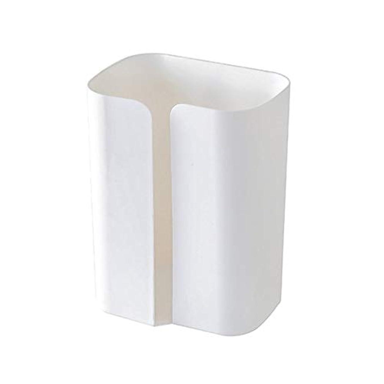 困惑するマニアックただトイレットペーパーボックス防水非穴あきトイレ浴室ティッシュホルダートイレ衛生ロール紙トレイラック
