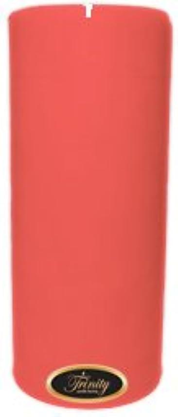 圧倒する衝突無実Trinity Candle工場 – チェリーバニラ – Pillar Candle – 4 x 9