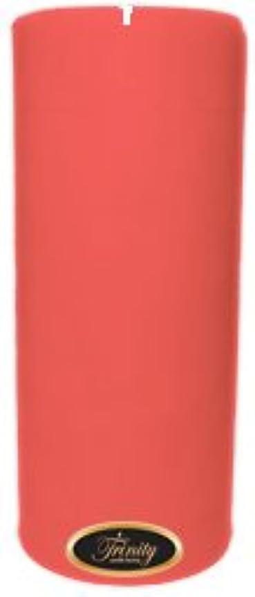 ジーンズメモ不倫Trinity Candle工場 – チェリーバニラ – Pillar Candle – 4 x 9