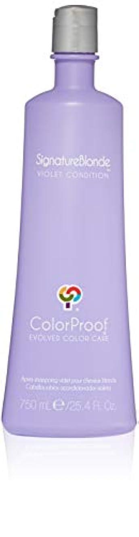 慣性アジアプロットSignature Blonde Violet Conditioner