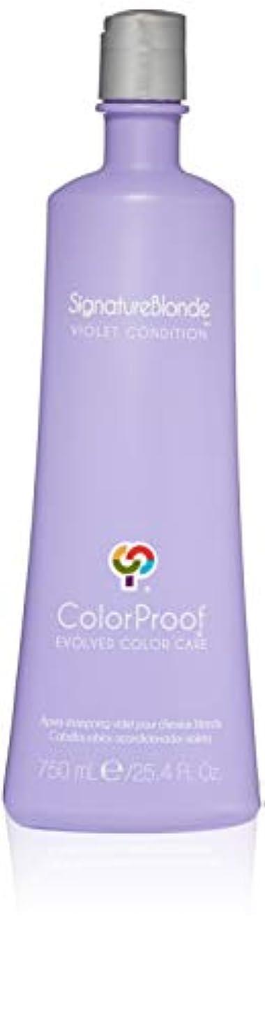 メトロポリタンりディンカルビルSignature Blonde Violet Conditioner