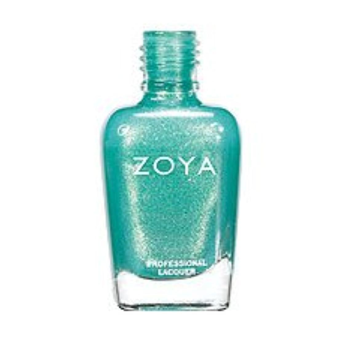 オーバーヘッド広々願望Zoya Vernis à ongles - Zuza ZP625 - Beach and Surf Summer Collection 2012