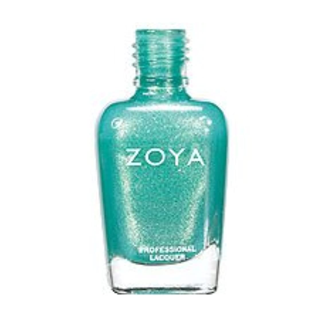 口擬人感情のZoya Vernis à ongles - Zuza ZP625 - Beach and Surf Summer Collection 2012