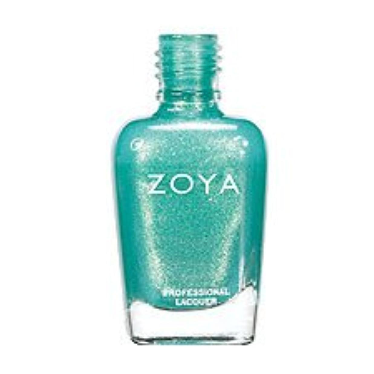 腰に話す料理Zoya Vernis à ongles - Zuza ZP625 - Beach and Surf Summer Collection 2012