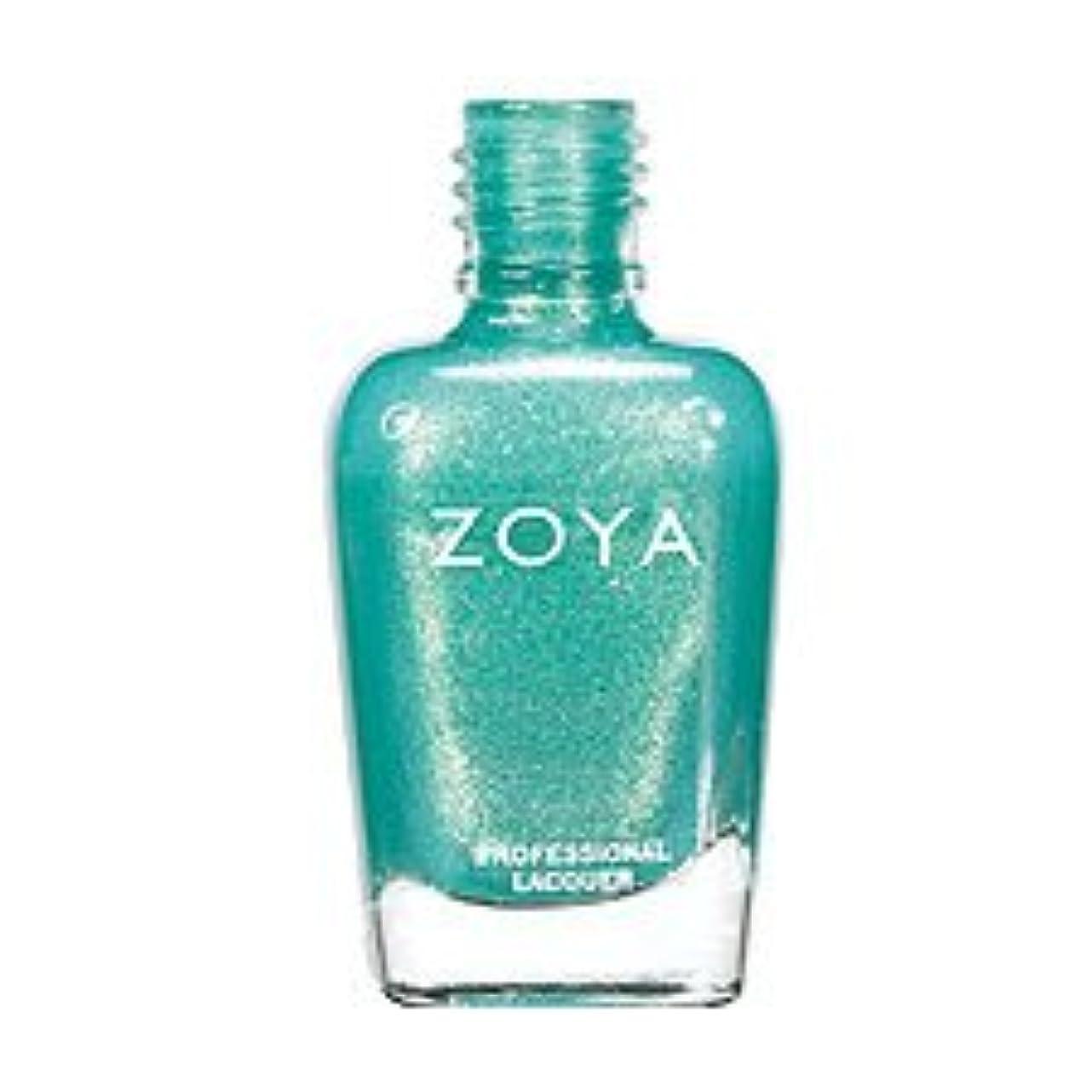 確認する大腿法律Zoya Vernis à ongles - Zuza ZP625 - Beach and Surf Summer Collection 2012