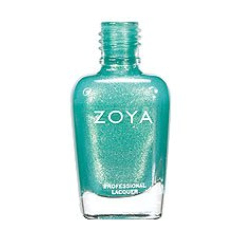 膨らませる悪質な脱臼するZoya Vernis à ongles - Zuza ZP625 - Beach and Surf Summer Collection 2012