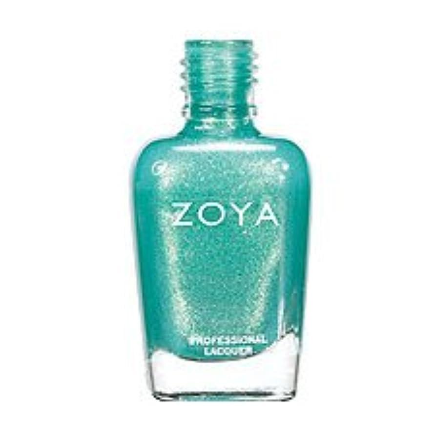 位置づけるロケット針Zoya Vernis à ongles - Zuza ZP625 - Beach and Surf Summer Collection 2012