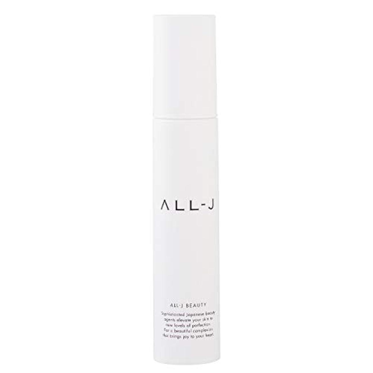 スペイン語可決投票ALL-J (オールジェイ) オールインワンジェル モイスチャーゲルクリーム 50g セラミド 保湿 美容液