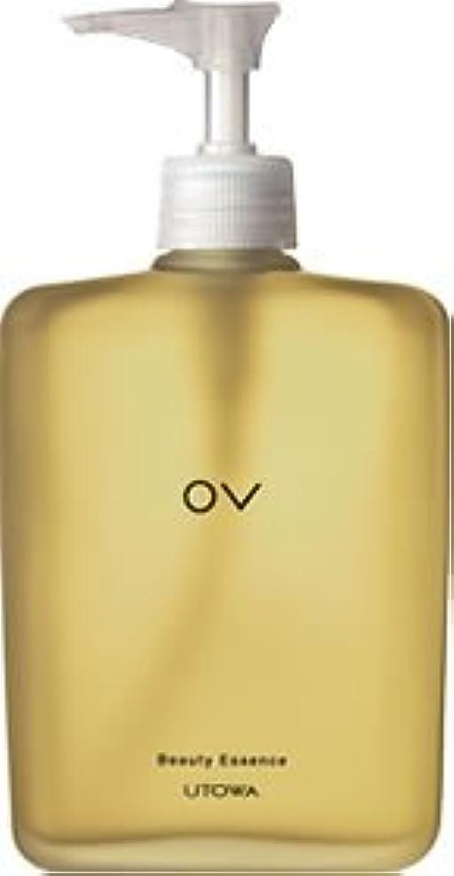 予定論争の的蒸し器ウトワ OV ビューティーエッセンス SR ( 化粧水 ) 420mL