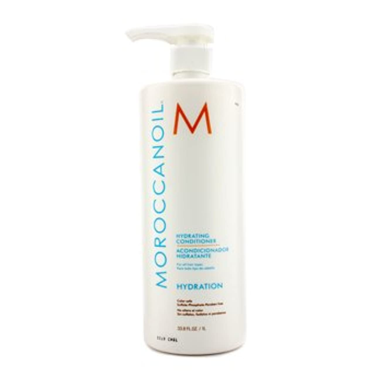 倉庫打ち上げるゴルフ[Moroccanoil] Hydrating Conditioner (For All Hair Types) 1000ml/33.8oz