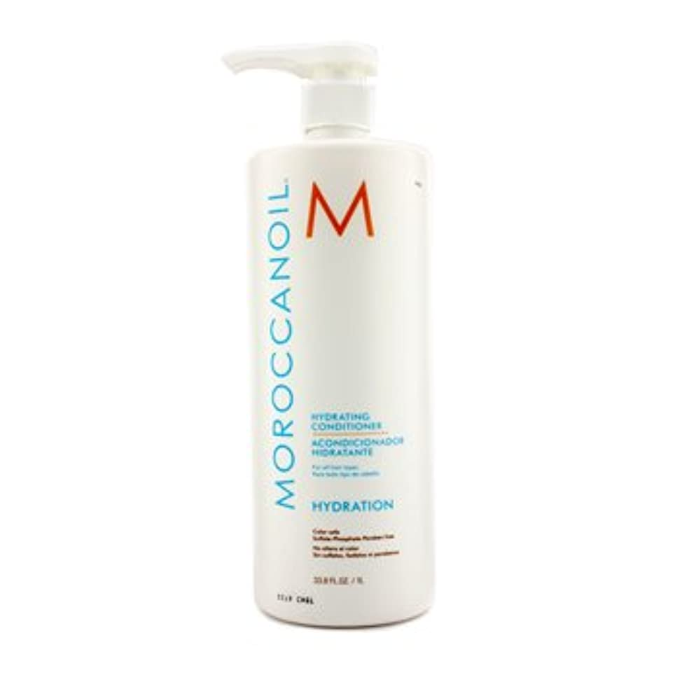一回スキー証拠[Moroccanoil] Hydrating Conditioner (For All Hair Types) 1000ml/33.8oz