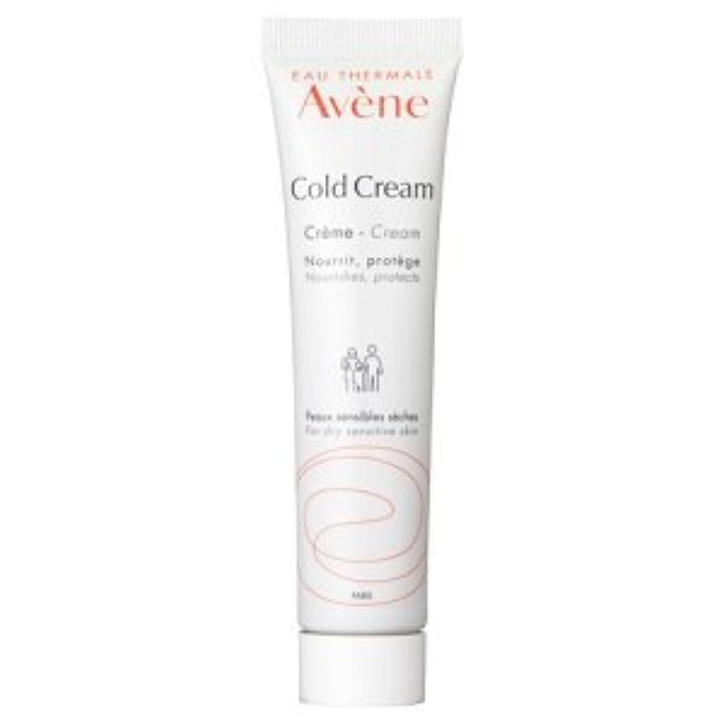 粘着性有益な完璧なアベンヌ コールドクリーム N 36g