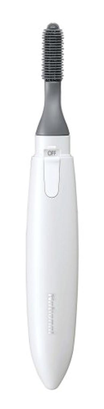 衝突週間楕円形Panasonic アミューレ まつげカーラー(セパレートコーム) 白 EH2385P-W