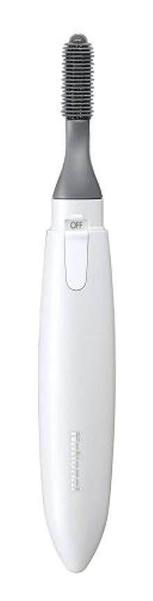 飛ぶ複雑でない成長するPanasonic アミューレ まつげカーラー(セパレートコーム) 白 EH2385P-W