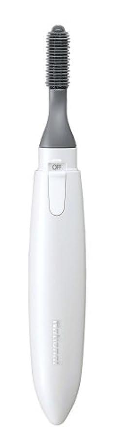 歩き回る自動的にタヒチPanasonic アミューレ まつげカーラー(セパレートコーム) 白 EH2385P-W