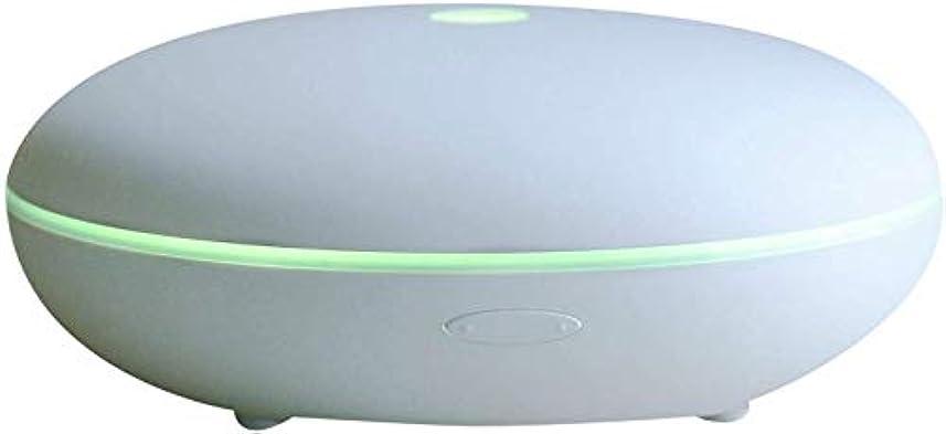 かりて実行道エッセンシャルオイルディフューザー-ささやき静かなミスト加湿器-お好みの香りのエッセンシャルオイルでアロマセラピー体験をお楽しみください-優れたミスト分散率のホームデコレーションを備えた超音波気化器