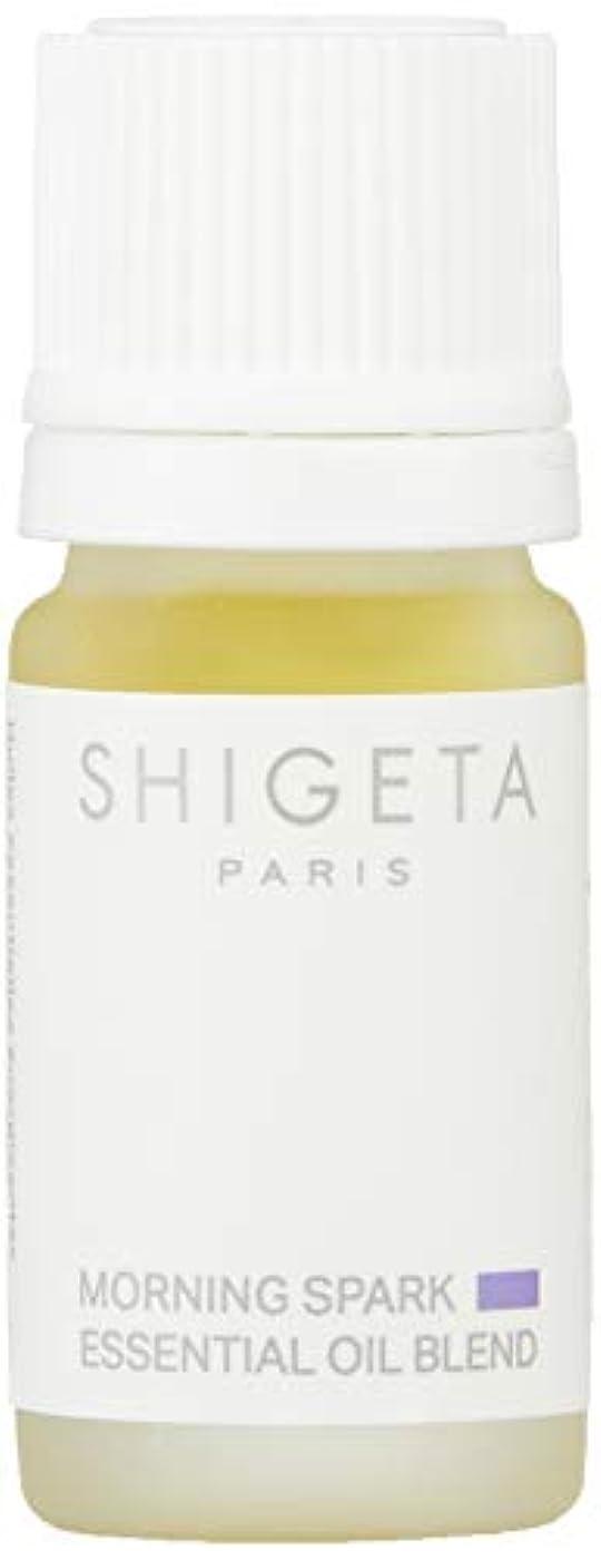 列挙する膨張する粒子SHIGETA(シゲタ) モーニングスパーク 5ml