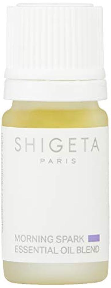 祈るテーマ散髪SHIGETA(シゲタ) モーニングスパーク 5ml