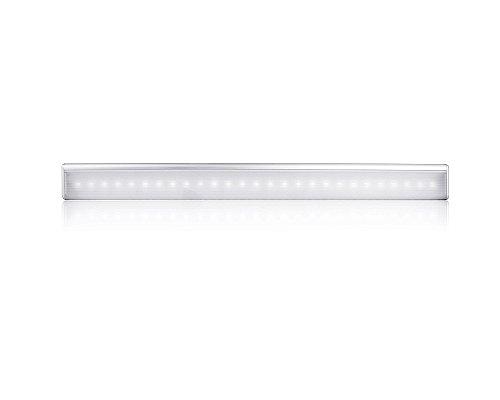 Gshine LEDライト LEDランプ 光感知センサー 人感センサーライト USB充電式 屋内 壁掛け照明 4つモード 40cm