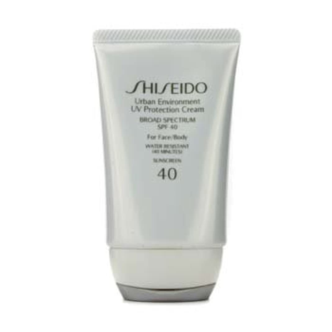 説教するストローク要旨Shiseido Urban Environment UV Protection Cream SPF 40 (For Face & Body) - 50ml/1.9oz by Shiseido [並行輸入品]