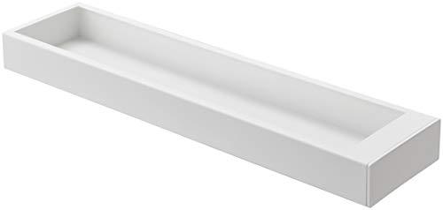 RoomClip商品情報 - 山崎実業(Yamazaki) 猫の爪とぎケース タワー ホワイト 約W50.5XD12.5XH4.5cm ペット用品 爪とぎ 爪とぎケース 4210