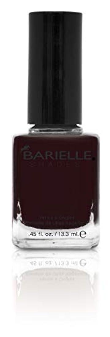 混沌項目教室BARIELLE バリエル ブラックローズ 13.3ml Black Rose 5219 New York 【正規輸入店】